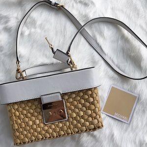 Michael Kors picnic basket crossbody Bag
